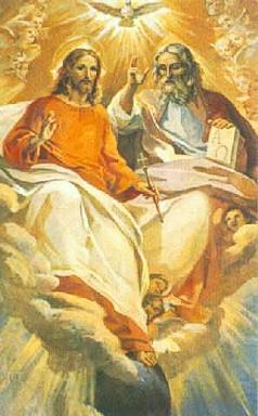 Gott Vater Gott Sohn Gott Heiliger Geist